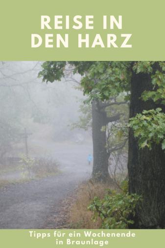 Reisetipp Harz: Tipps für eine Reise nach Braunlage. Die Umgebung lässt sich gut an einem Wochenende erkunden, auch super für einen Familienurlaub mit Kindern.