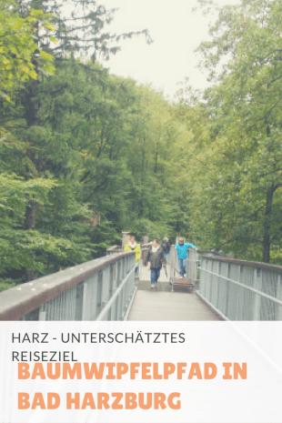 Reisetipp: Der  Baumwipfelpfad in Bad Harzburg. Nicht nur mit Kindern ein tolles Ausflugsziel im Harz. Ein Geheimtipp für den Deutschlandurlaub