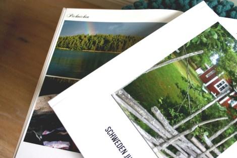 Fotobücher, Sendmoments