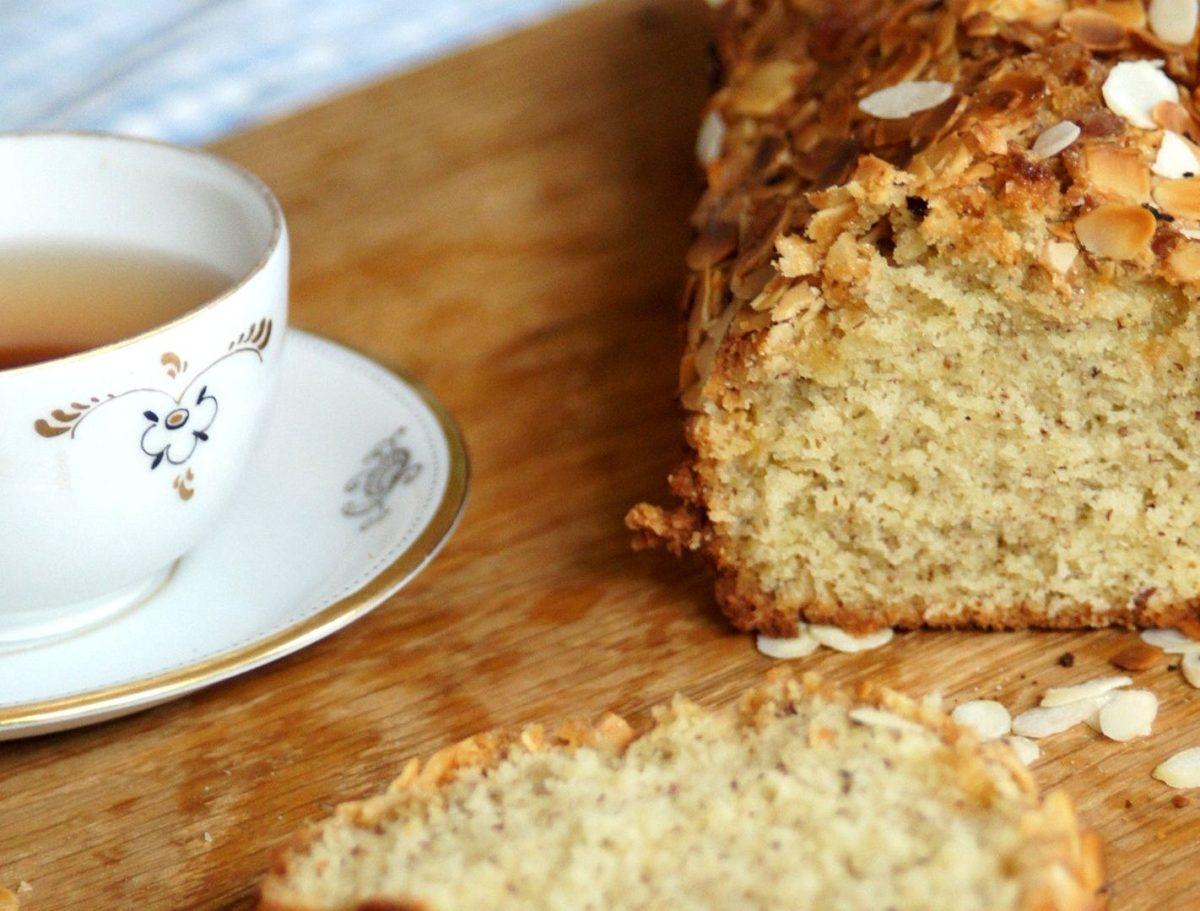 Schnelles Rezept für Kuchen mit Mandeln und Kandis | Ganz normale Mama