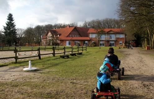kinderfreundliches Hotel Landhaus Averbeck in der Südheide
