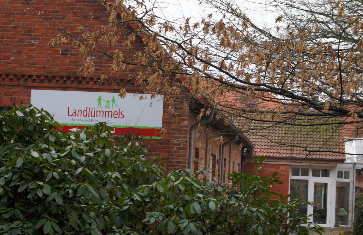 Die Spielscheune Landlümmels ist einer der Höhepunkte im Landhaus Averbeck