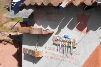 Aufwachsen in Peru