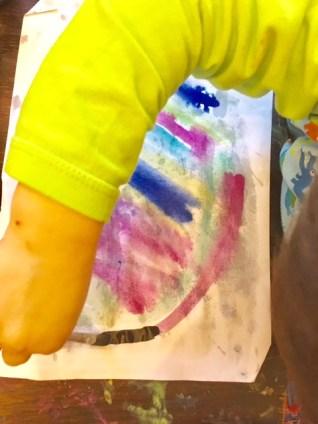 Kreative Ideen für das Tuschen mit Wasserfarbe