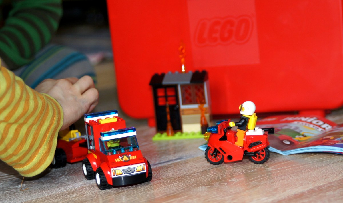 Lego Juniors Easy to Build Set - Gewinnspiel auf dem Blog.