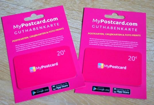 Postkarten und Grußkarten ganz einfach per MyPostcard App bestellen: Entweder fertige Motive oder eigene Fotos einfach hochladen.