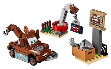 Rund um den neuen Cars-Film drehen sich die Lego Juniors-Produktneuheiten. Foto: Lego
