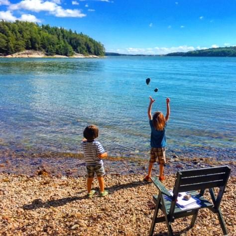 Urlaub in Finnand mit Kindern