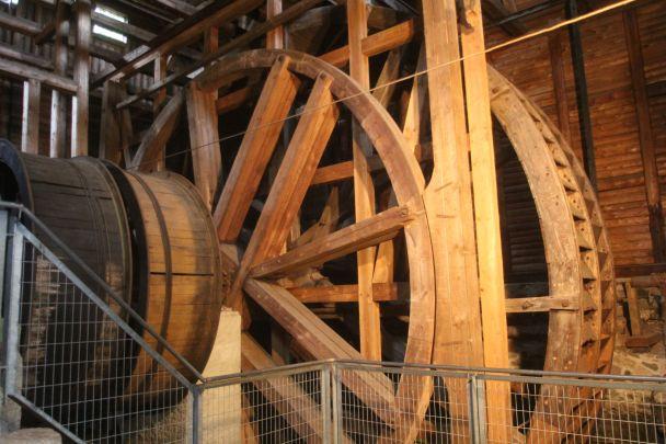 Ausflugstipp im Harz: Das Bergwerk Grube SAmson