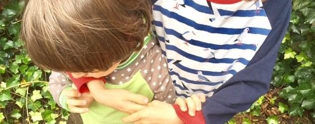Handgenähte Kinderkleidung von Kleine könige