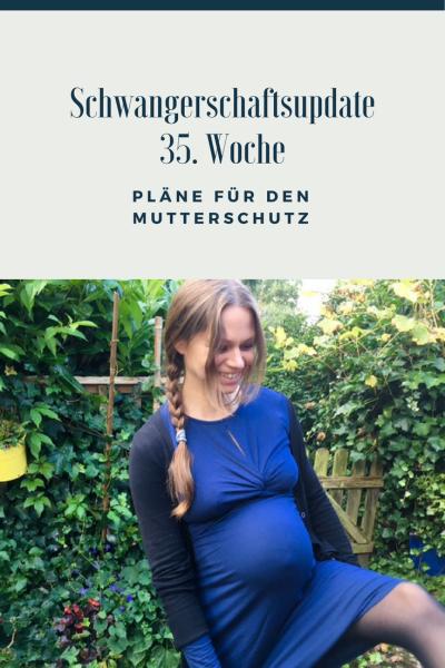 Dritte Schwangerschaft, SSW34: Der Mutterschutz hat begonnen. #schwangerschaft