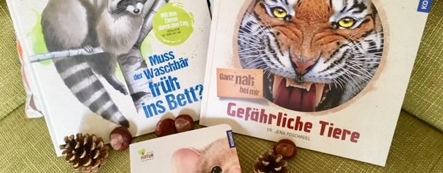 naturkinderbücher aus dem Kosmos Verlag