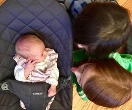 Babywippe Bliss von Babybjörn