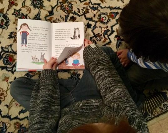 Buchtipp für Erstleser und zum Vorlesen: Ziemlich beste Schwestern ein Kinderbuch über Geschwisterliebe