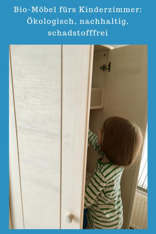 Bio Mobel Und Bio Spielzeug Im Kinderzimmer Nachhaltig Und