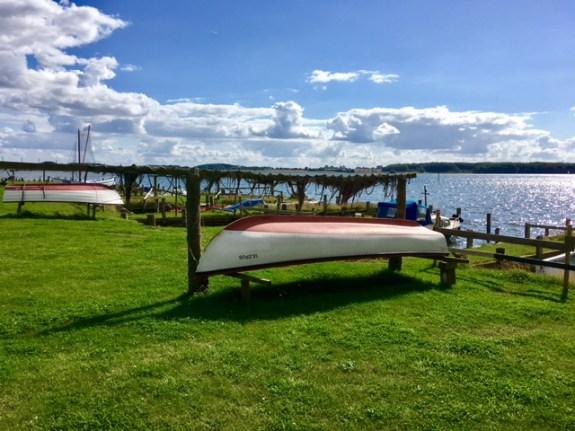 Maasholm an der Schlei - Buchtipp Sommer in Sommerby