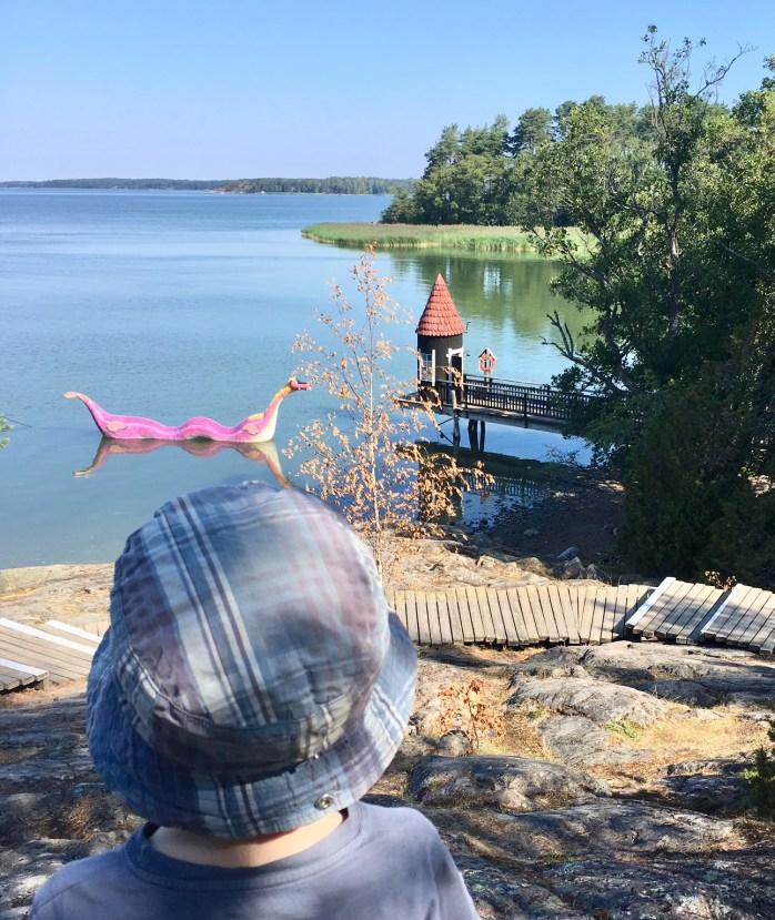 Muminwelt Finnland - Freizeitpark in Naantali