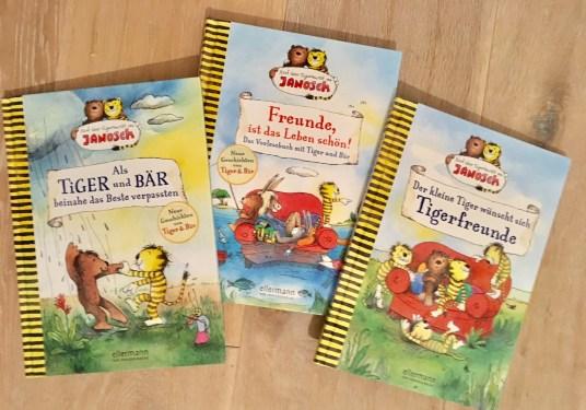 Neue Janoschbücher - neu erzählt im Janoschstil
