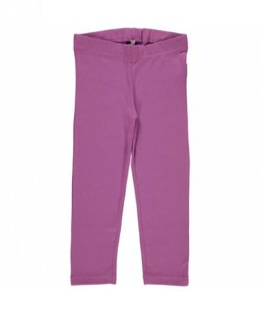Leggings cropped dusty Purple