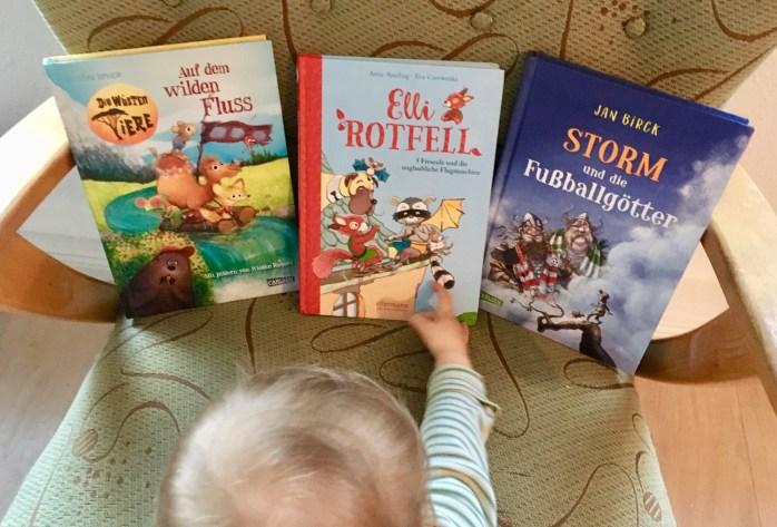 Buchtipps Abenteuerbücher für Vorschulkinder und Grundschüler