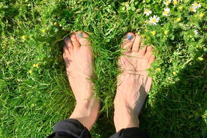 Weiche Füße für den Sommer mit Fussmaske von scholl