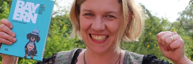 Interview mit Nadine Luck zum Fettnäpfchenführer Bayern