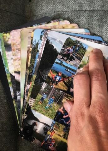 das fingerbook - schnelles fotobuch erstellen mit rabattcode
