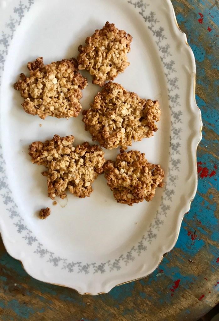 Schwedische Haferkekse Rezept aus Schweden für Kekse mit haferflocken