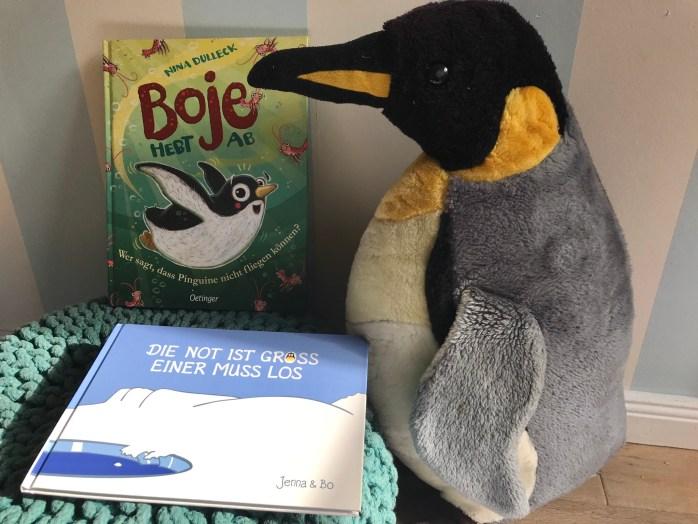 Buchtipps für Pinguinfans Kinderbücher über Pinguine