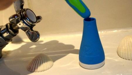 Playbrush: So bringt man die Kinder spielerisch zum Zähneputzen.