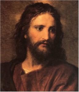 Jesus posting