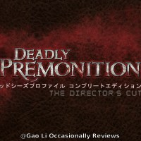 Deadly Premonition: The Director's Cut (PC) Review – What was that, Zach? Another murder?