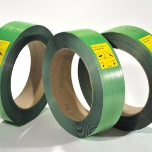 Tycoon® Polyester Strapping by Teufelberger. Tycoon® GreenPerformance