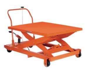 WXP Series Portable Foot Pump Lift Table