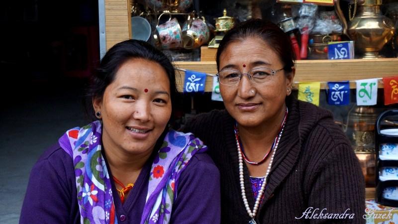 Kobiety z Keylong