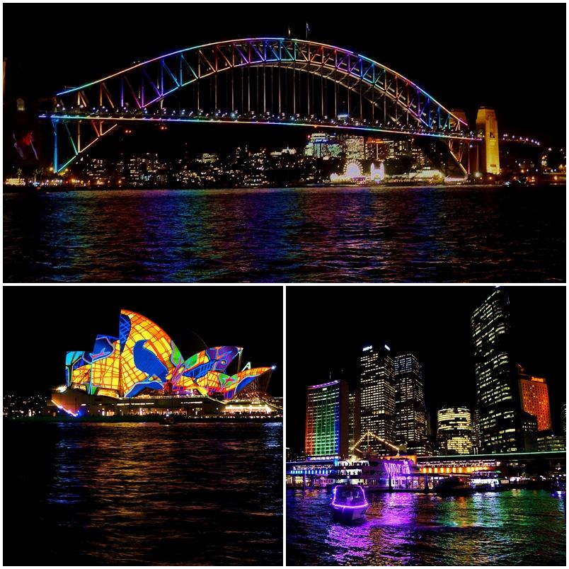 Vivid festival w Sydney