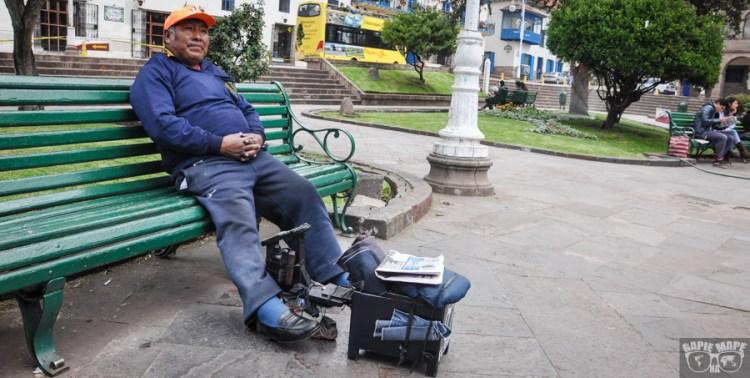 Ósma historia – pucybut z Cusco