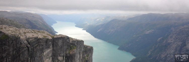 Norwegia – Lysefjord