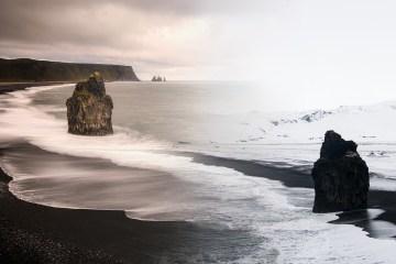 Islandia zima lato