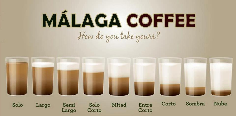 cafe en malaga