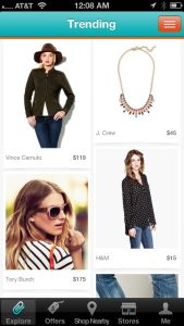 Image of models in trendy jackets and sunglasses plus jewelry