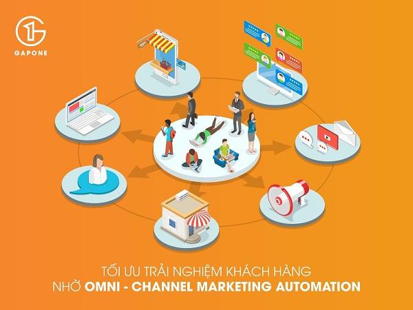 Quản trị dữ liệu khách hàng đa kênh