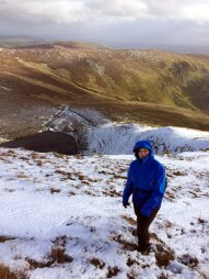 Cadair Berwyn Descent