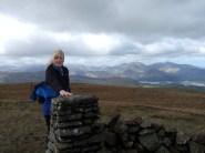Clough Head Summit