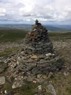 Pennine Way Cairn