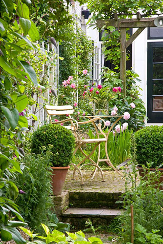 Big Idea For Small Spaces  Gap Gardens Blog