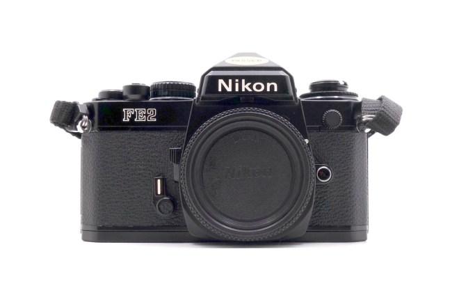 Nikon FE2 中古底片相機