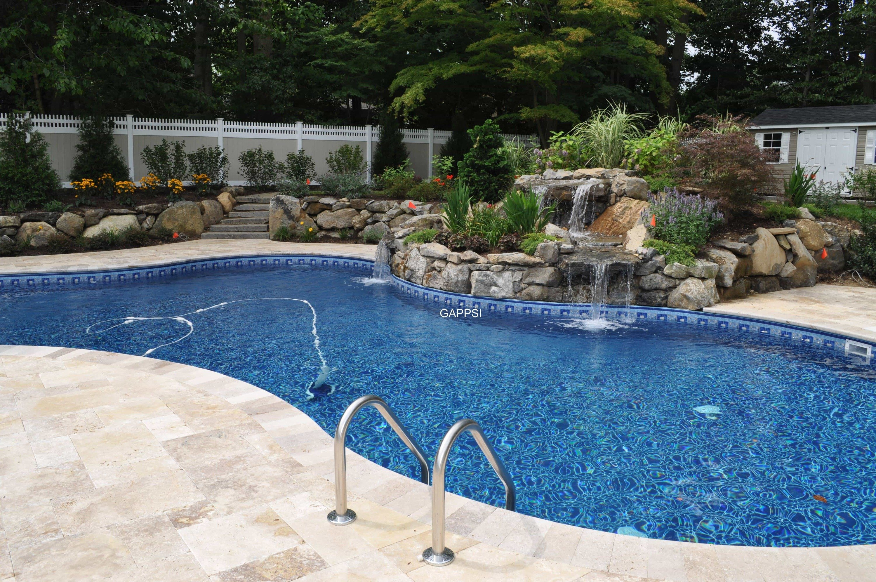 Outdoor Water Features  Pool Landscaping  Gappsi