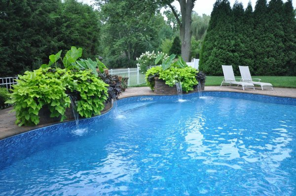 long island water features pool