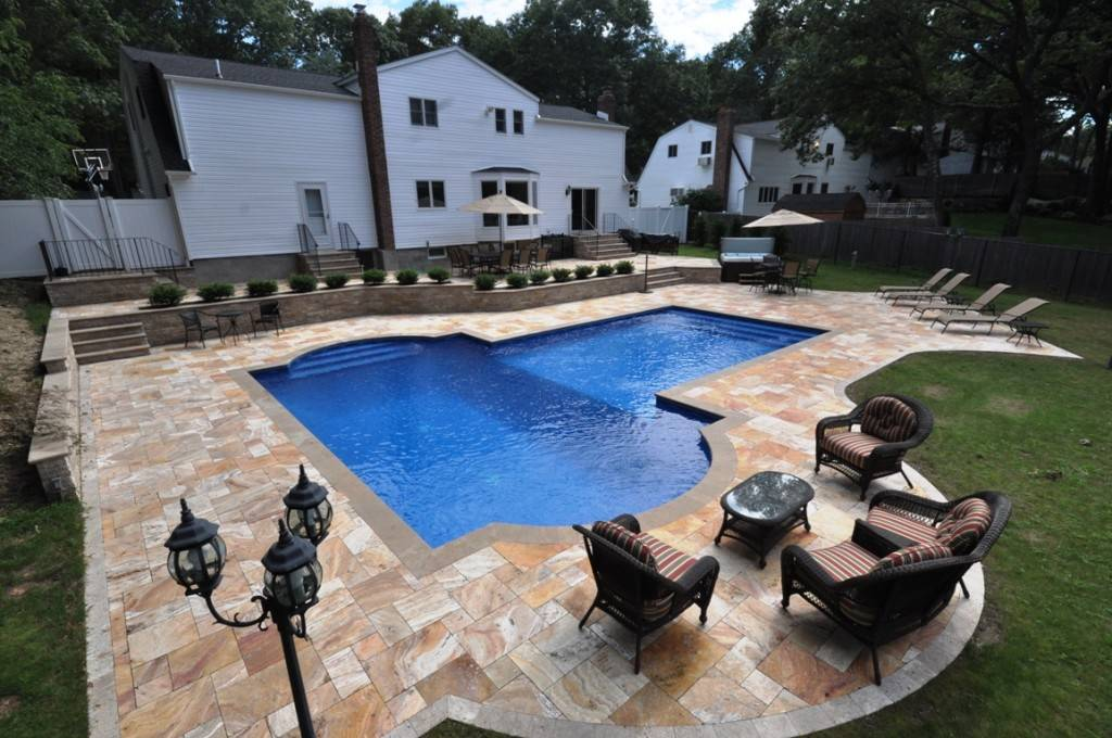 Long Island Inground Pools  In Ground Pool Installation  Swimming Pool  NY  Gappsi
